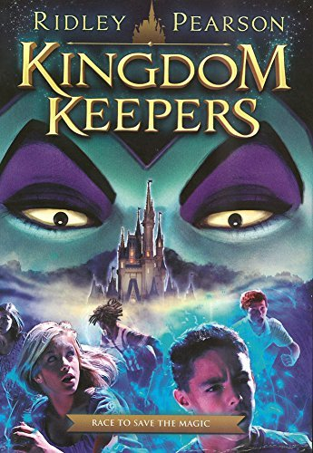 Ridley Pearson Kingdom Keepers Boxed Set Featuring Kingdom Keepers I Ii And Iii