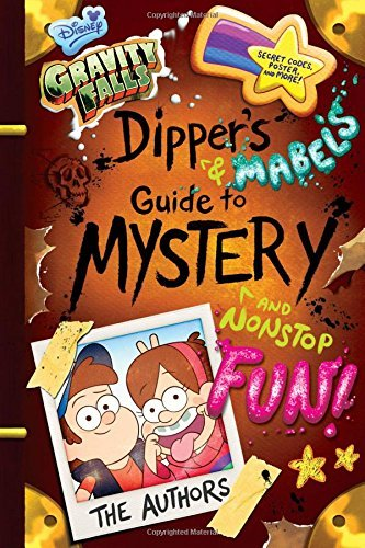 Rob Renzetti Gravity Falls Dipper's And Mabel's Guide To Myster