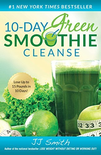 Jj Smith 10 Day Green Smoothie Cleanse