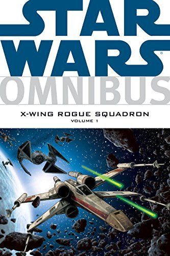 Randy Stradley X Wing Rogue Squadron