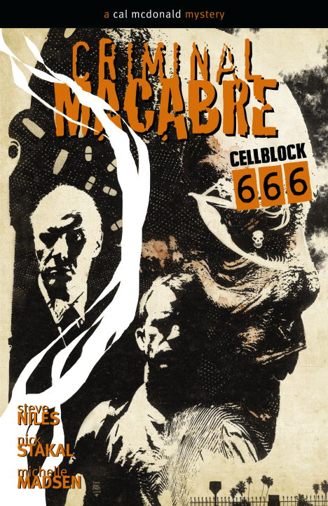 Steve Niles Criminal Macabre Cell Block 666