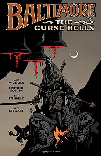 Mike Mignola Baltimore Volume 2 The Curse Bells