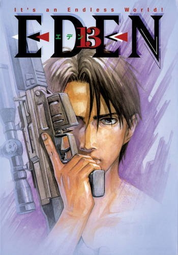 Hiroki Endo Eden It's An Endless World! Volume 13