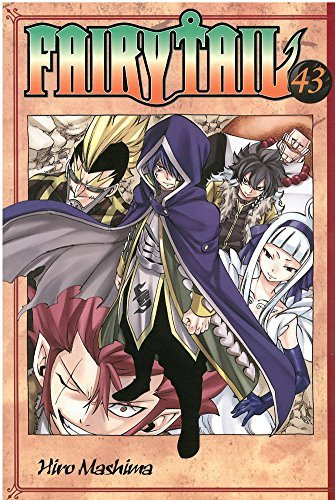 Hiro Mashima Fairy Tail 43