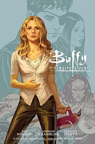 Joss Whedon Buffy Season Nine Library Edition Volume 1