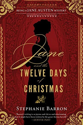 Stephanie Barron Jane And The Twelve Days Of Christmas
