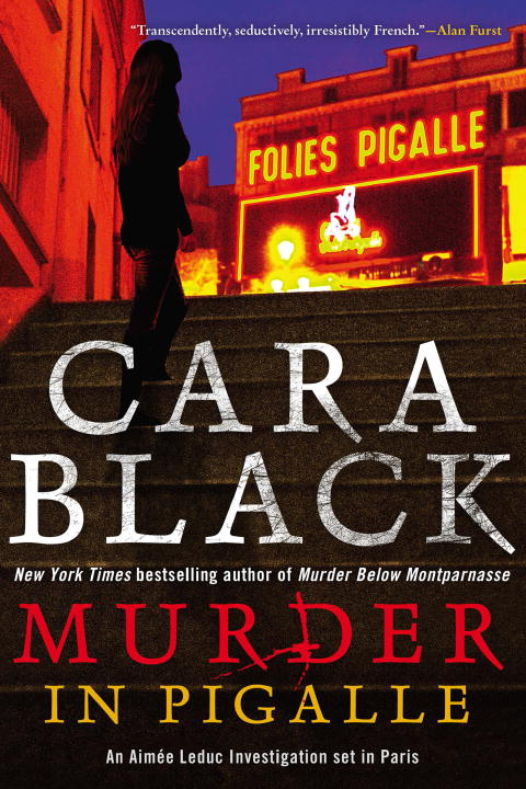 Cara Black Murder In Pigalle