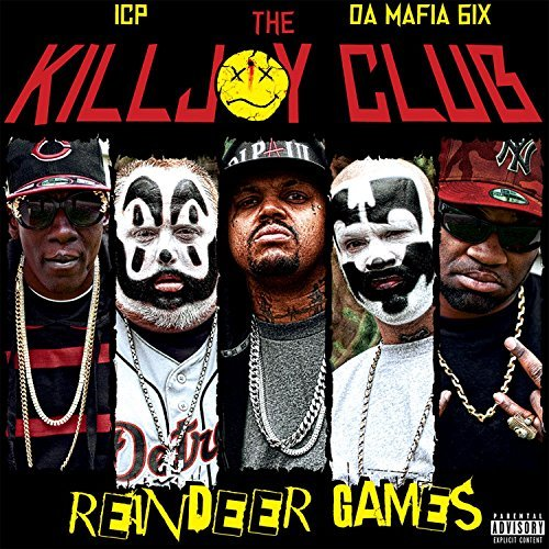 Killjoy Club Reindeer Games Explicit Content