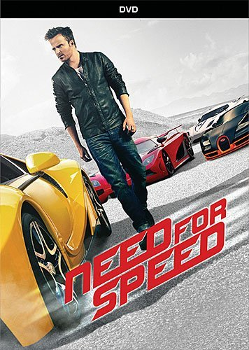 Need For Speed Paul Cooper Poots DVD Pg13