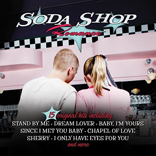 Various Artist Soda Shop Romance