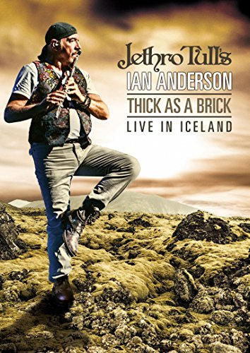Anderson Ian Thick As A Brick Live In Iceland DVD