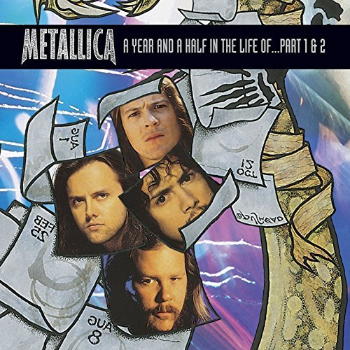 Metallica Year & A Half In The Life Of M