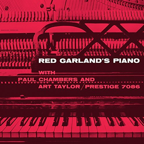 Red Garland Red Garlands Piano Lp