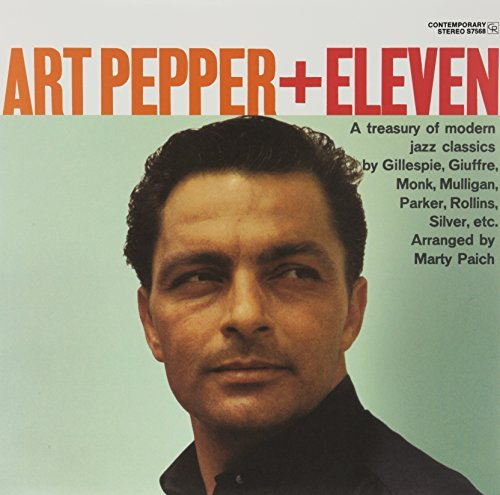 Art Pepper Art Pepper + Eleven Modern Jazz Classics Lp