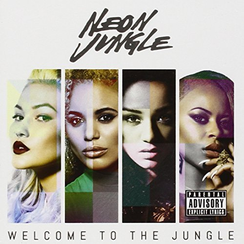 Neon Jungle Welcome To The Jungle Import Eu