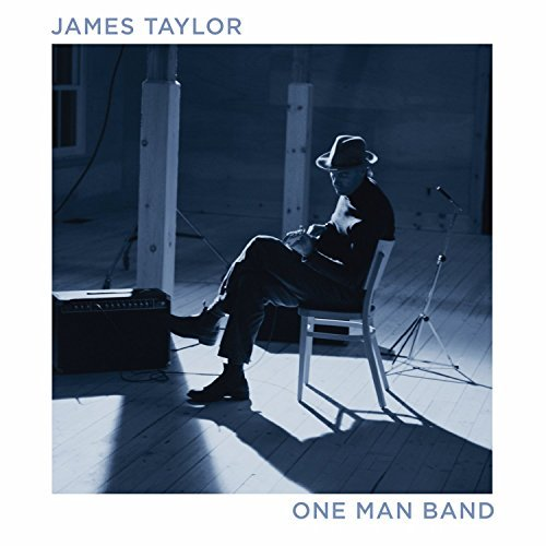 James Taylor One Man Band CD Incl.Dvd