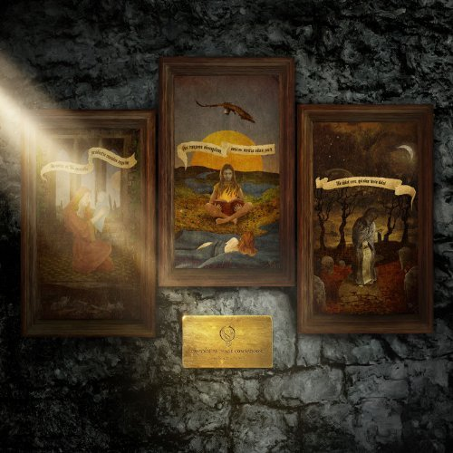 Opeth Pale Communication (cd Blu Ray