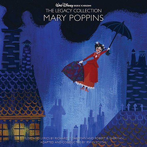 Mary Poppins Soundtrack Deluxe Edition