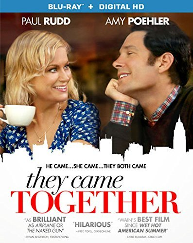 They Came Together Rudd Poehler Blu Ray R