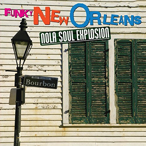 Various Artist Funky New Orleans Nola Soul Ex