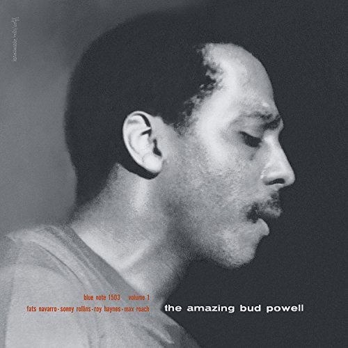 Bud Powell Amazing Bud Powell Lp