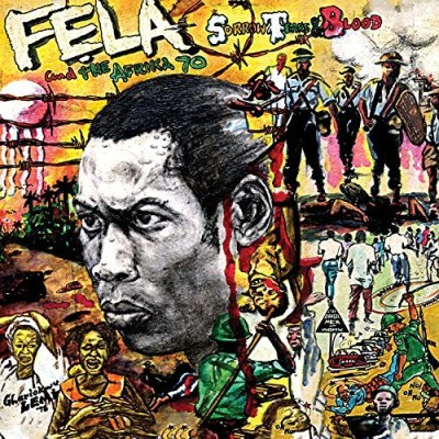 Fela Kuti Sorrow Tears & Blood