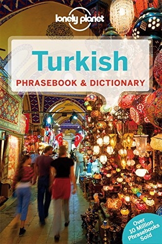 Lonely Planet Lonely Planet Turkish Phrasebook & Dictionary 0005 Edition;revised