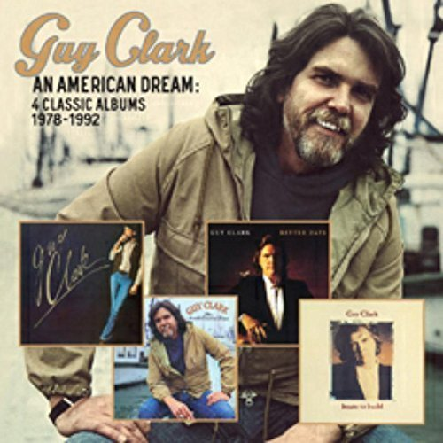 Guy Clark American Dream 4 Classic Albu