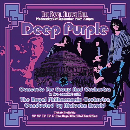 Deep Purple Concerto For Group & Orchestra 3 Lp