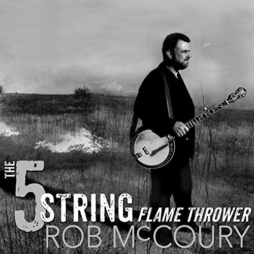 Rob Mccoury 5 String Flamethrower