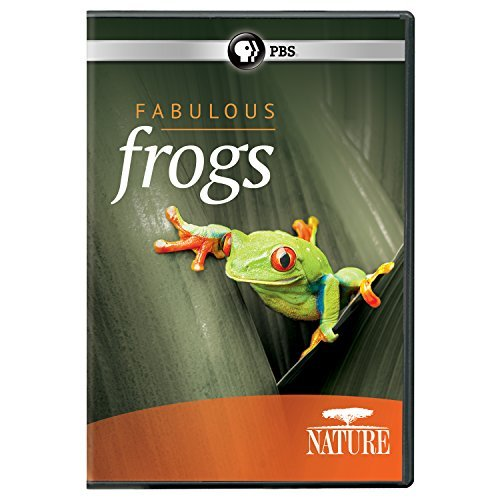 Nature Fabulous Frogs DVD