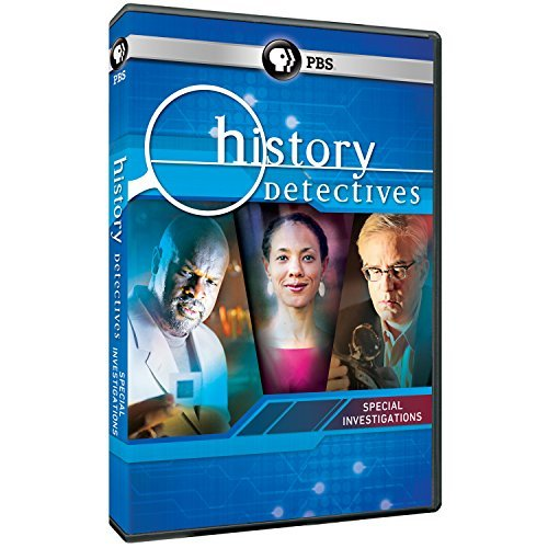 History Detectives Special Investigations DVD