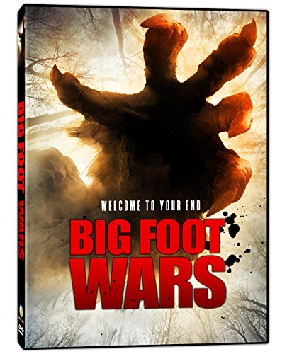 Bigfoot Wars Howell Nelson DVD Nr