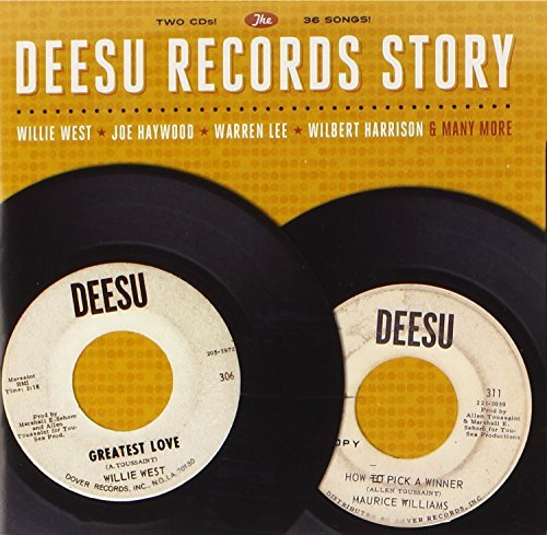 Deesu Records Story New Orlea Deesu Records Story New Orlea