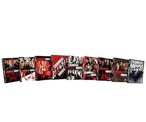 Criminal Minds Seasons 1 9 DVD