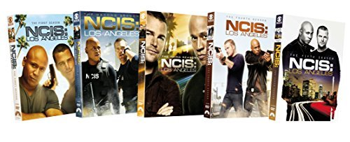 Ncis Los Angeles Seasons 1 5 DVD