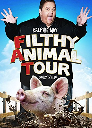 Ralphie May Filthy Animal Tour DVD