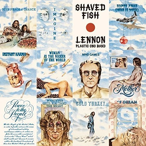John Lennon Shaved Fish Import Eu