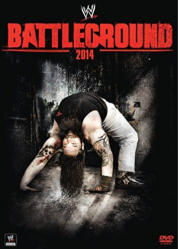 Wwe Battleground 2014 DVD