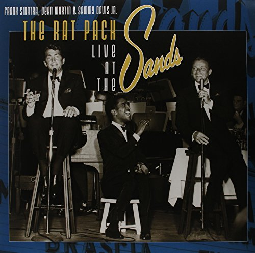 Rat Pack Live At The Sands Lp