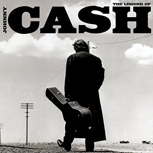 Johnny Cash The Legend Of Johnny Cash Lp