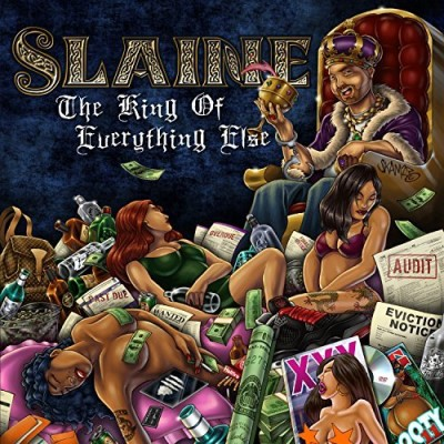 Slaine King Of Everything Else