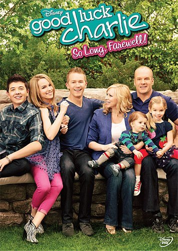 Far Good Luck Charlie So Long Farewell DVD