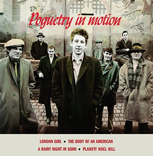 Pogues Poguetry In Motion (red Colored Vinyl)