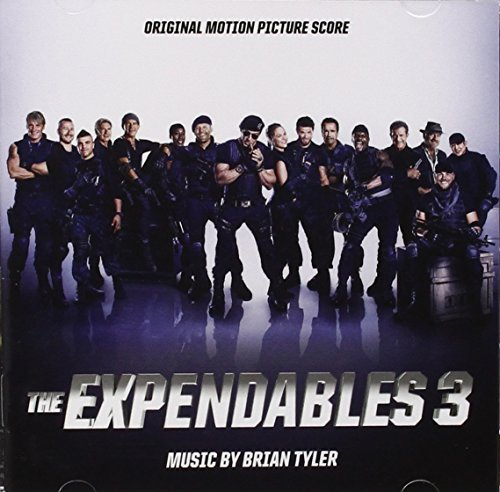Expendables 3 Soundtrack