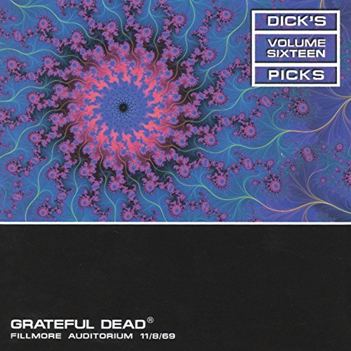 Grateful Dead Dick's Picks 16 Fillmore Audi