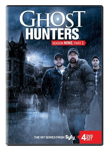 Ghost Hunters Season 9 Part 1 DVD