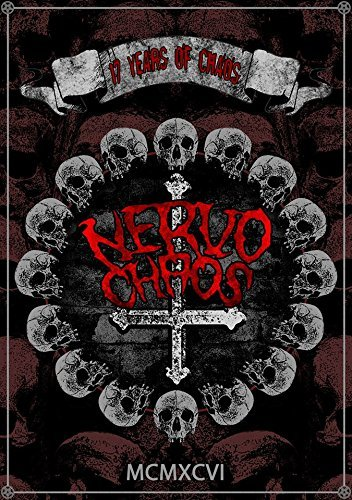 Nervochaos 17 Years Of Chaos 3 CD