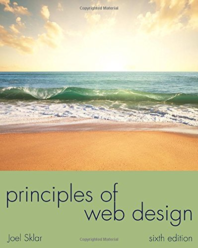 Joel Sklar Principles Of Web Design The Web Warrior Series 0006 Edition;revised