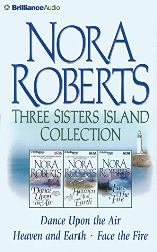 Nora Roberts Nora Roberts Three Sisters Island CD Collection Dance Upon The Air Heaven And Earth Face The Fi